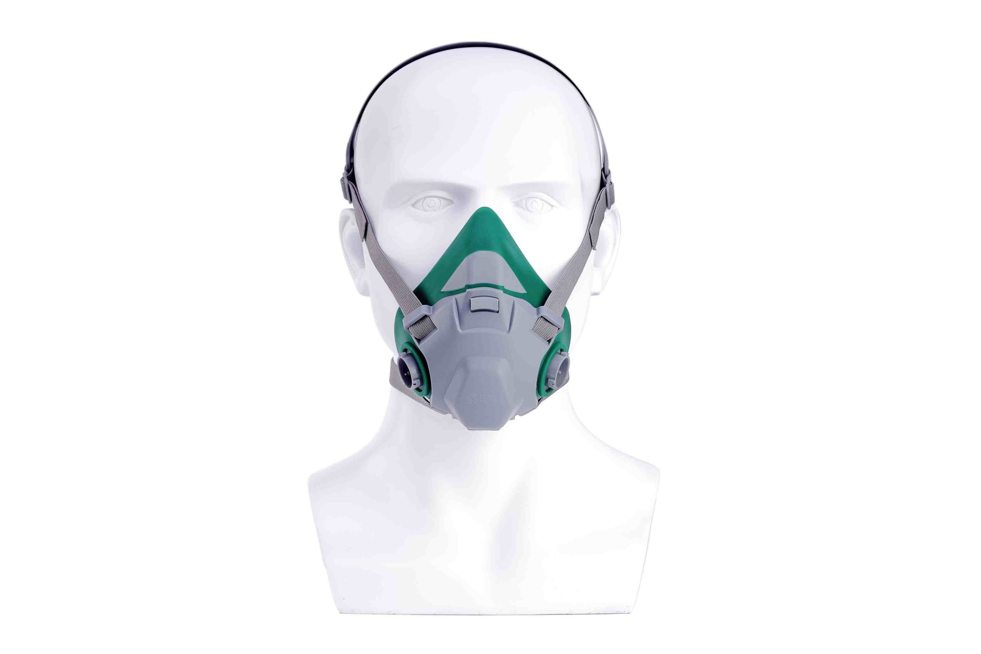 FH0701硅膠防塵毒面罩主體(雙盒)