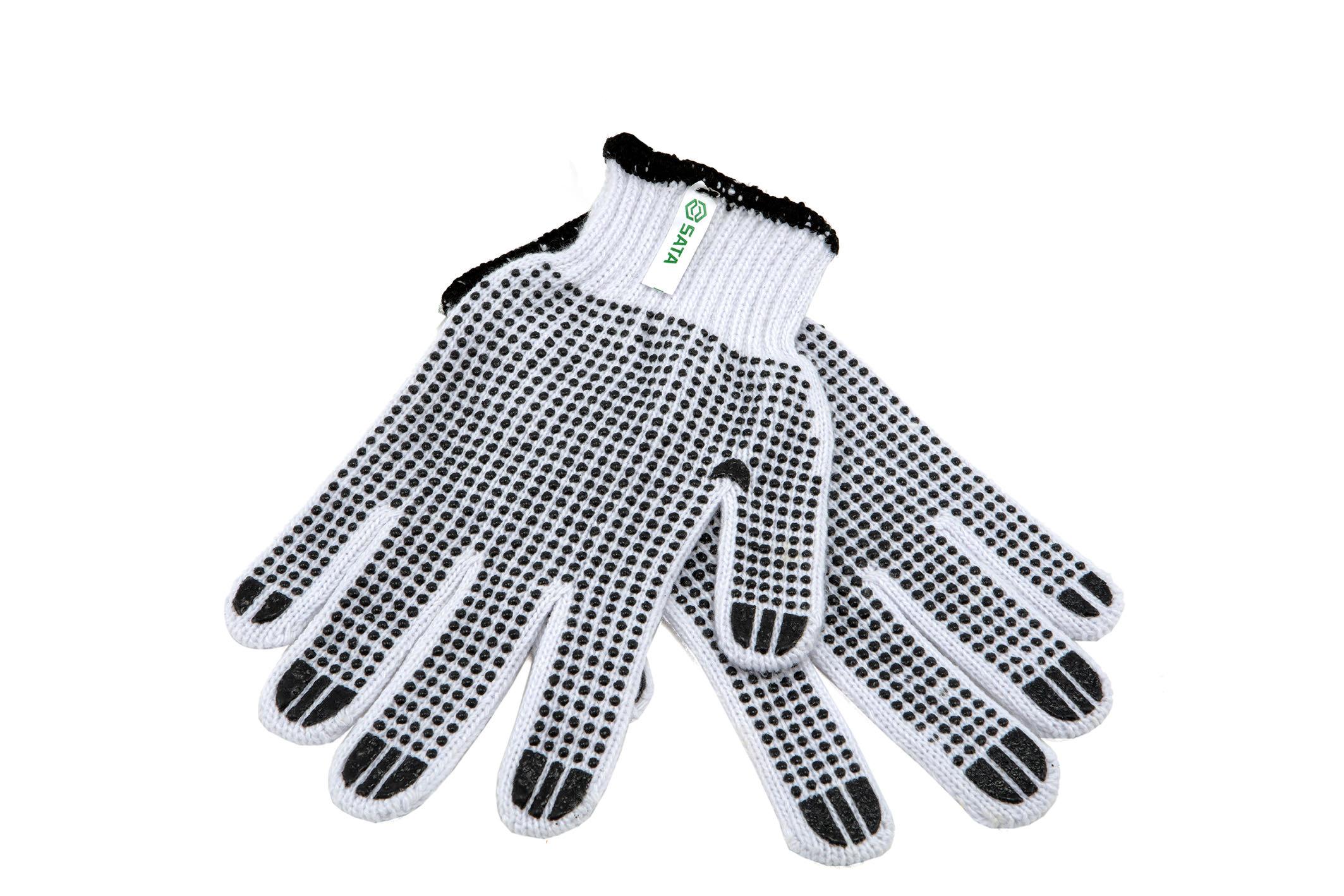 雙面點塑手套