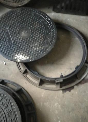 襄陽鑄鐵井蓋