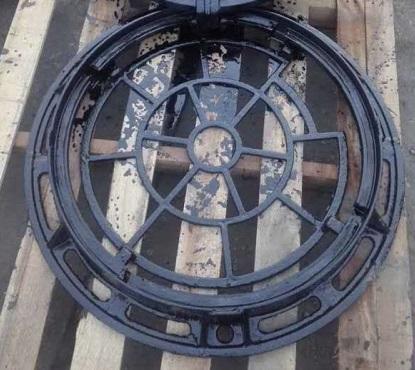 襄阳球墨铸铁井盖