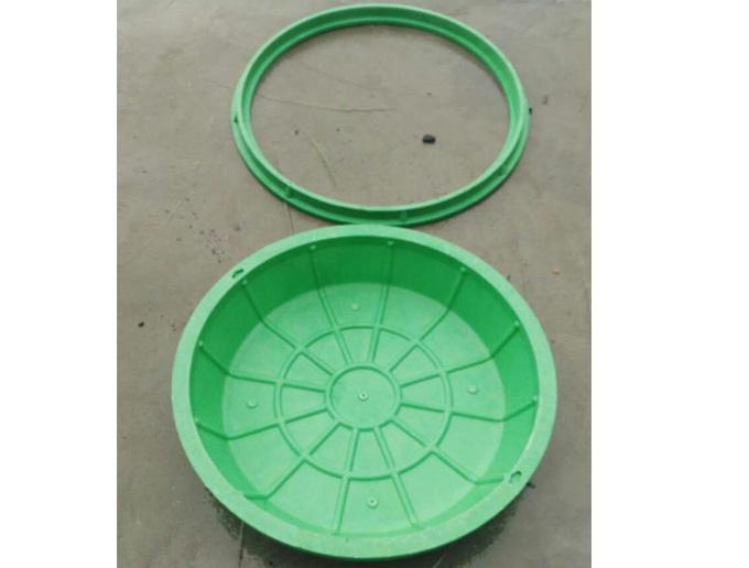 玻璃鋼花盆井蓋