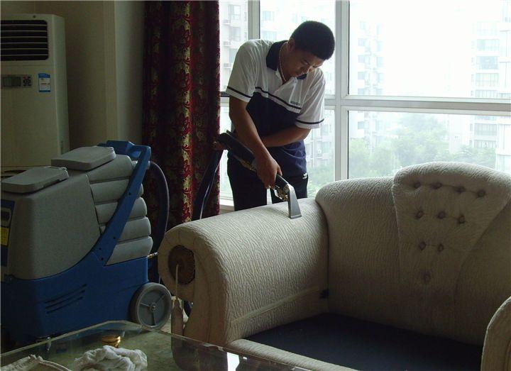 咸阳保洁公司沙发清洗