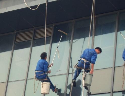 咸阳保洁公司外墙清洗