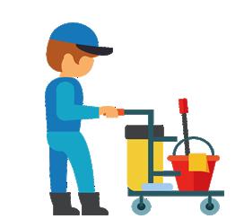 咸陽保潔工人