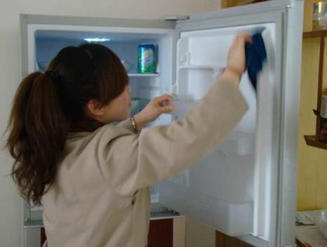 咸陽冰箱清洗去異味