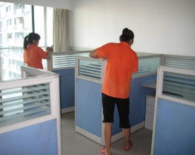 咸陽辦公室保潔