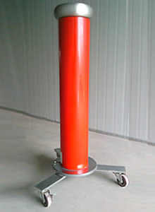 GF-100KV全屏蔽式宽频响阻容分压器