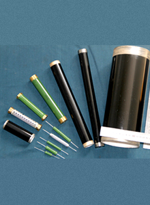 RI80型高压玻璃釉电阻器