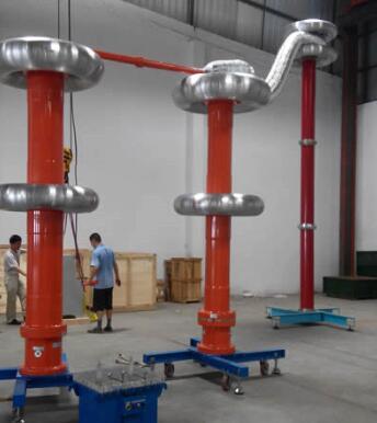 交直流高压分压器专业生产厂家,接受非标定制