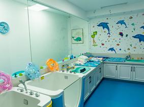 新生儿护理馆