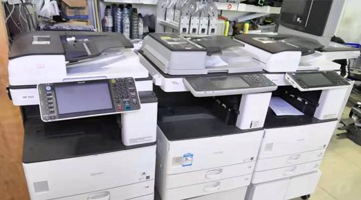 襄阳复印机出租如何资源整合的办公潮流