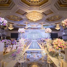金色奢華婚禮