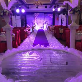 紫色神秘婚禮