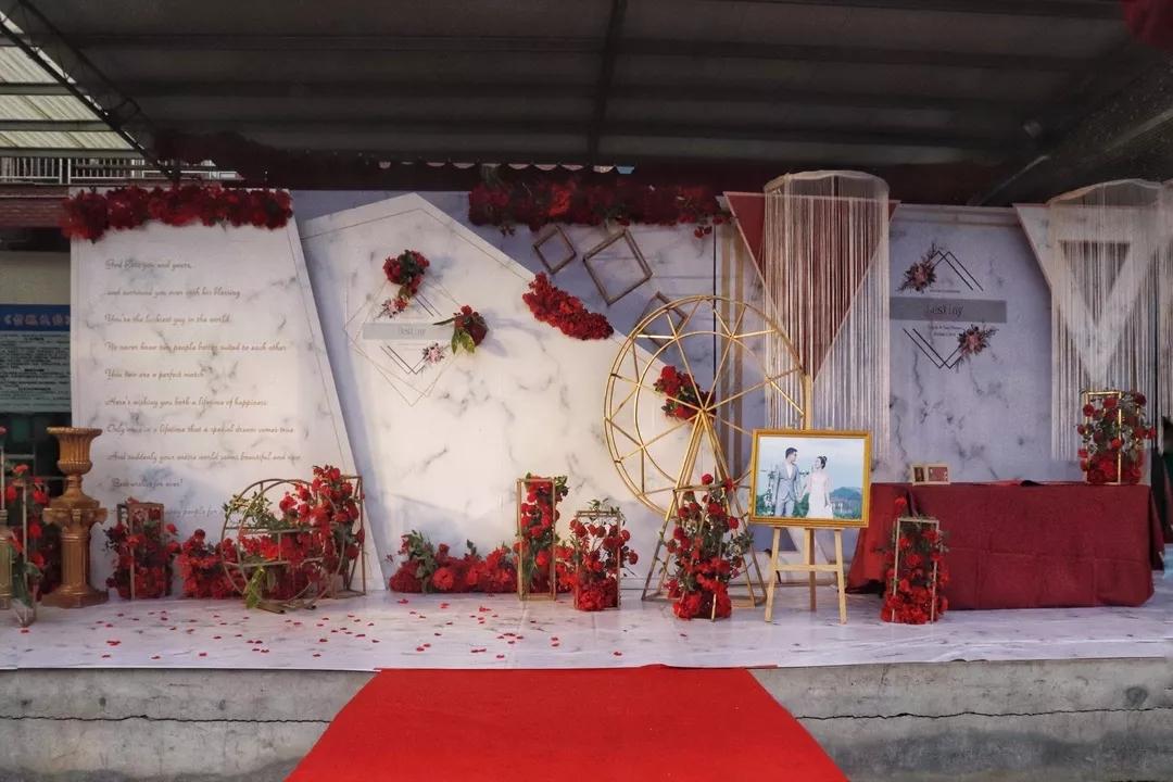 咸阳主题婚礼