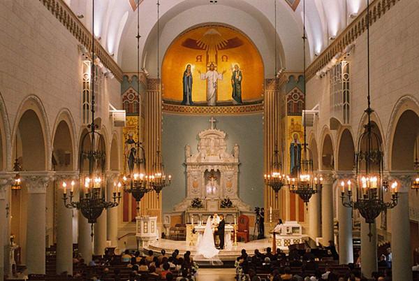 咸陽教堂婚禮