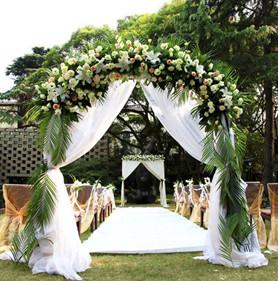 綠色森系婚禮