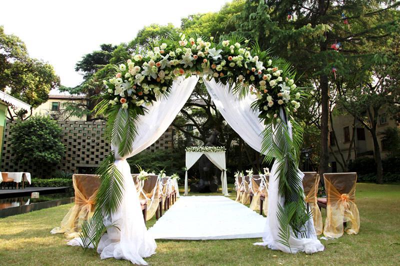 咸陽草坪婚禮