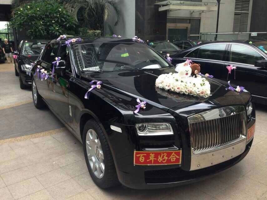 咸陽租婚車