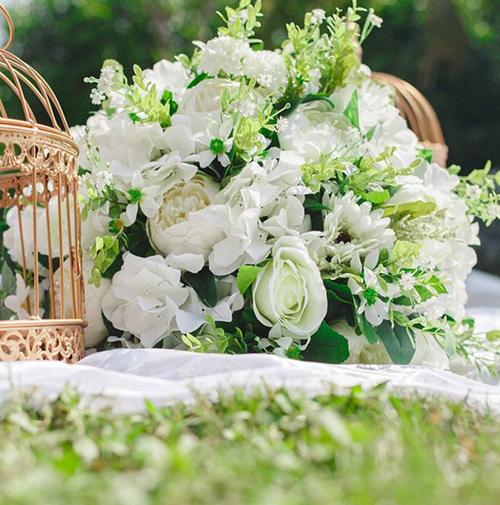 婚禮鮮花布置