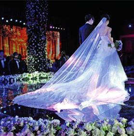 先河國際新人婚禮策劃案例