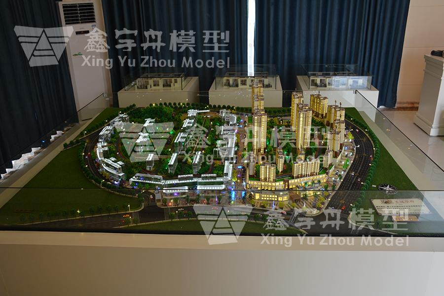 贵阳沙盘模型