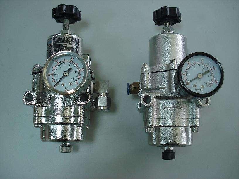 气体设备-不锈钢减压器