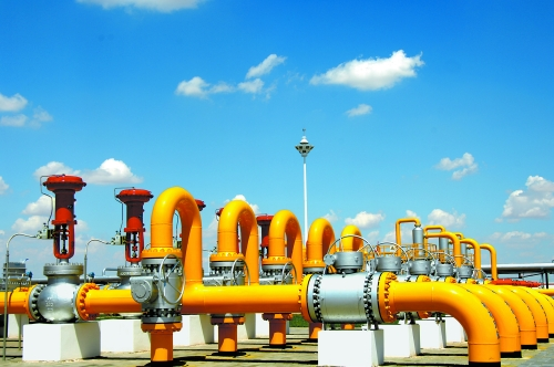 气体供应-天然气