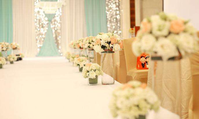 筹备婚礼,一定要找专业的婚庆公司!