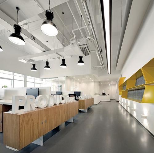 沙馳公司辦公室設計