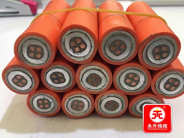 常用礦物質防火電纜的型號和優點