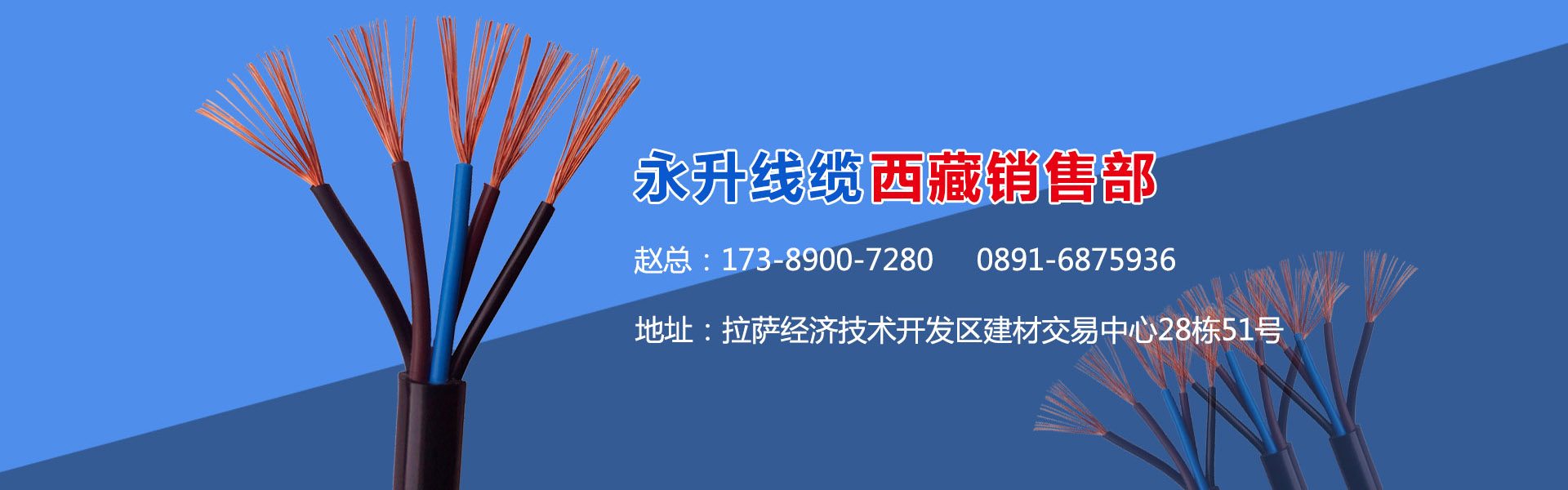 永升线缆西藏销售部