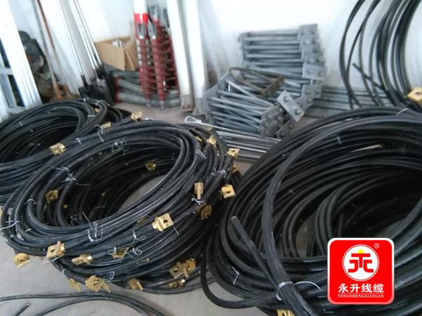 制作電纜接頭前如何進行排潮處理