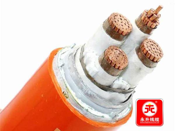 柔性防火电缆厂家生产的人产品具有很强的过载能力