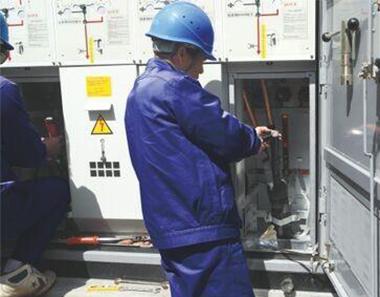电力工程维护
