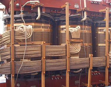 北京首钢电机厂检修