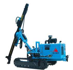 HD660液压潜孔钻机