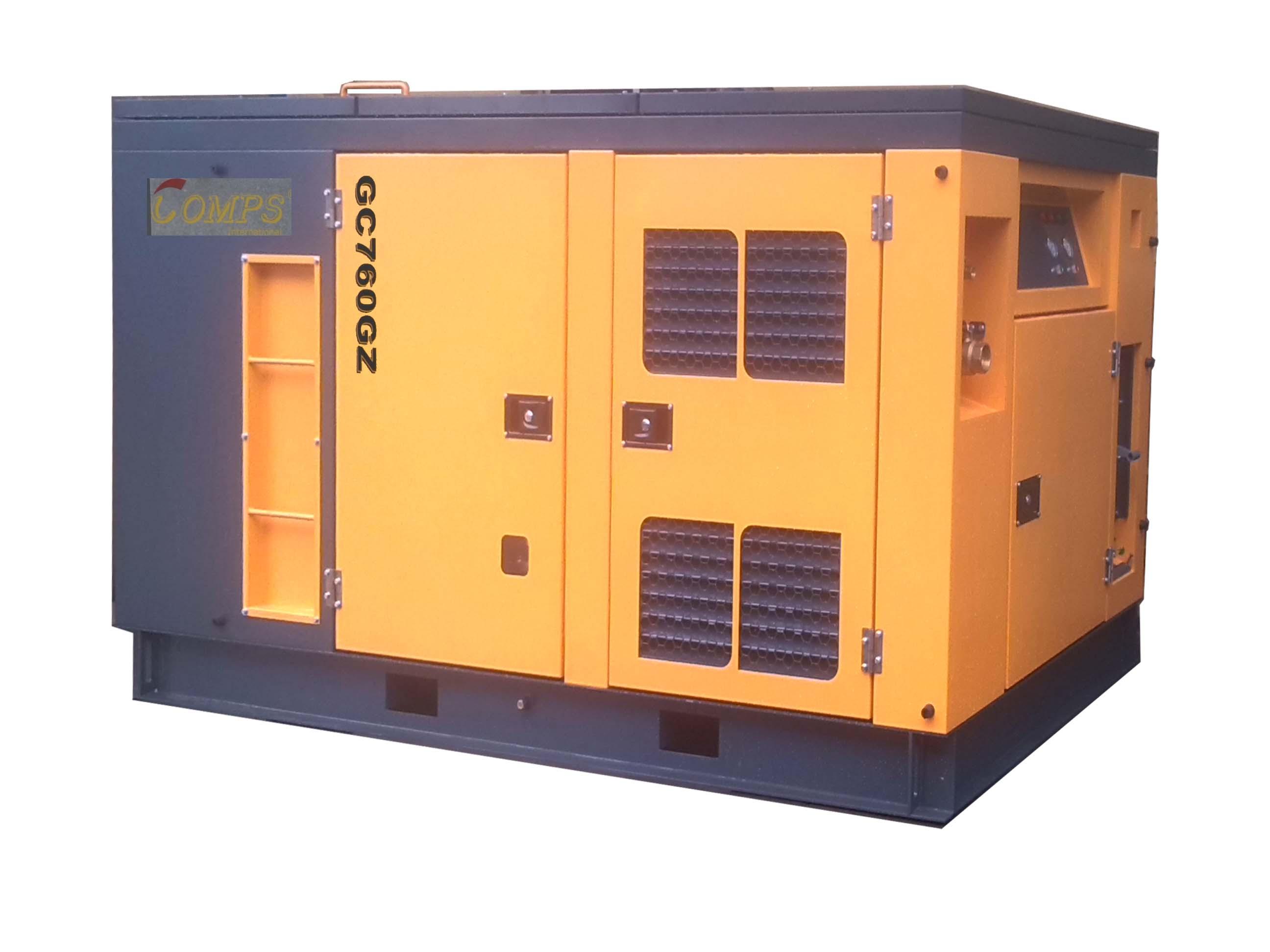 康普斯变频SPM780空压机