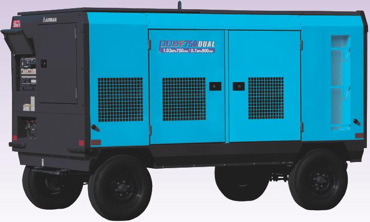 埃尔曼PDSF750/900S空压机