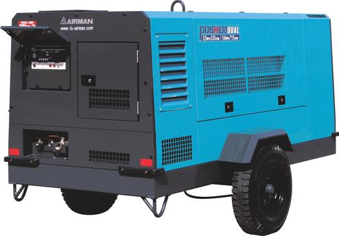 埃尔曼PDSH630/G715S空压机