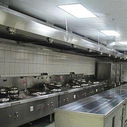 单位食堂排烟罩