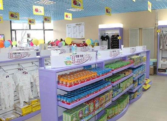 重庆母婴连锁店收银系统解决方案