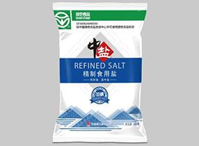 精致加碘精制盐