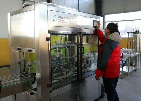 玻璃水防冻液设备厂