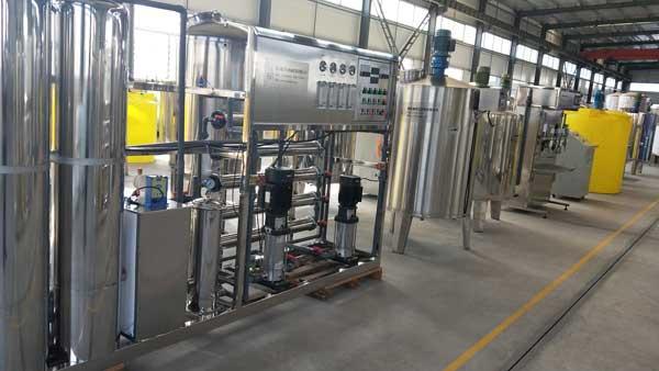 防冻液灌装设备