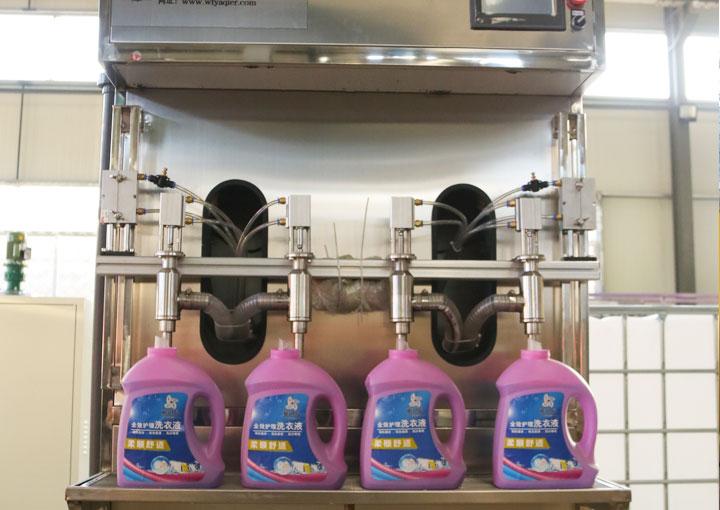 洗衣液生产设备