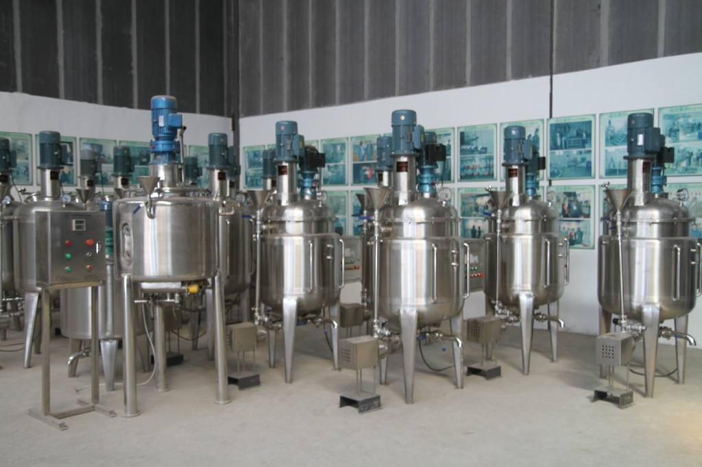 玻璃水設備