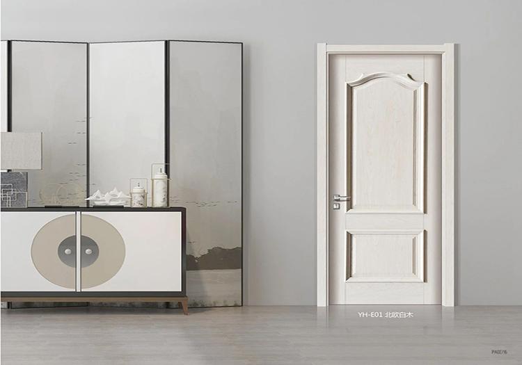 福建铝木复合门