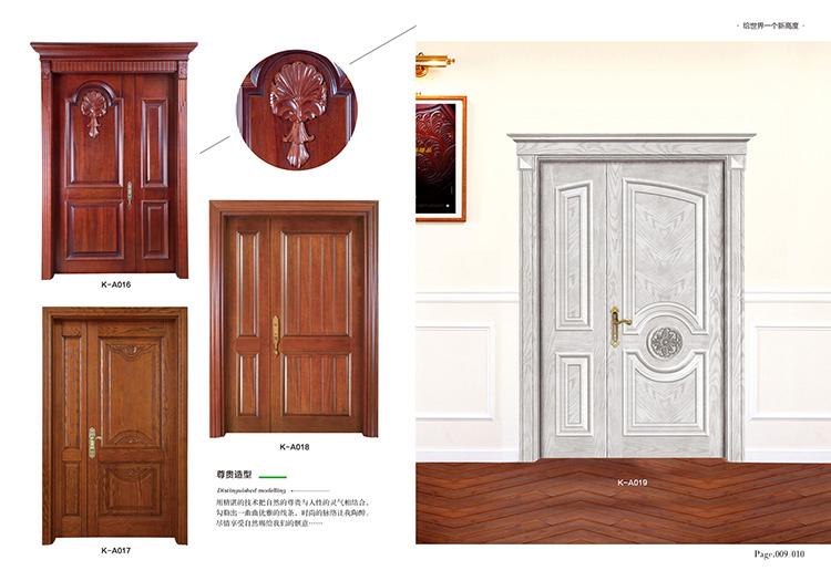 室内烤漆门