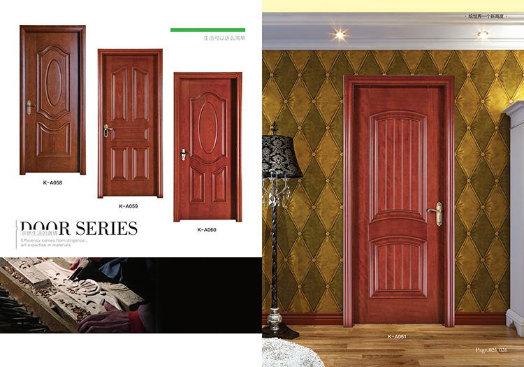 家用复合烤漆门