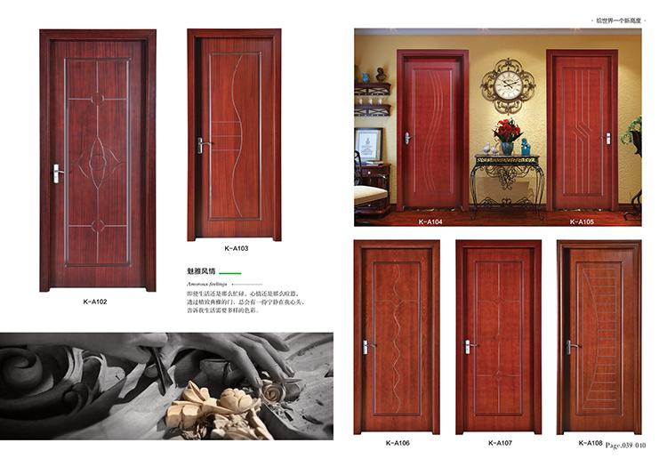 强化烤漆门